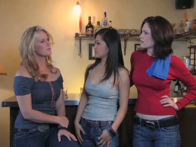 3Way - série lesbienne