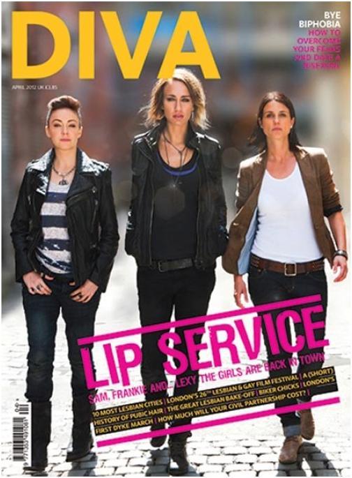 Diva - Lip Service