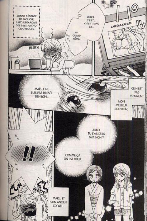 Girl Friends - Milk Morinaga Extrait