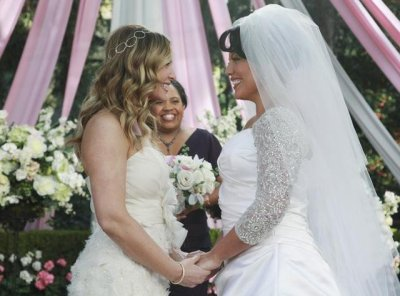 Callie & Arizona - Grey's Anatomy