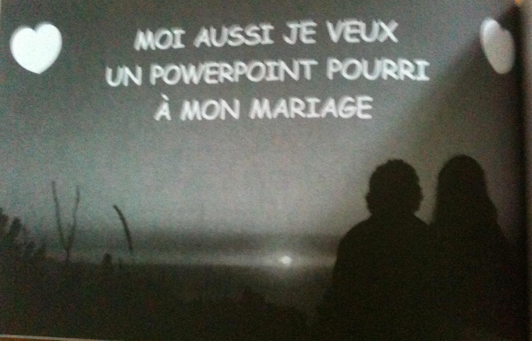 Le mariage pour tous - Les murs ont la parole Marie Clavel
