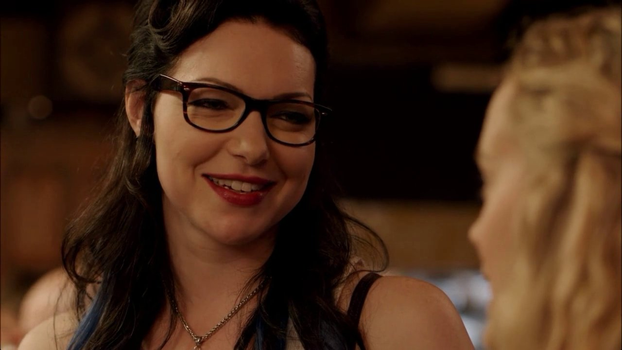 Orange is the new black - Alex Vause