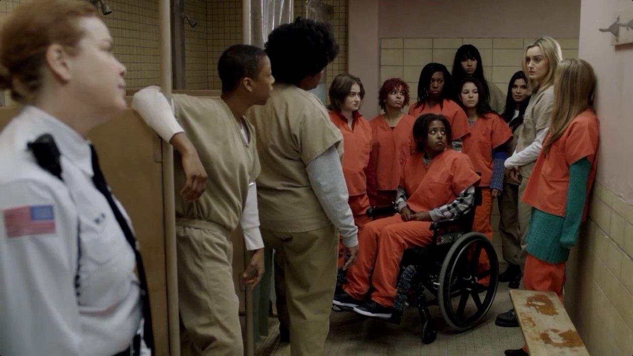 Orange is the new black - Saison 1 Episode 10