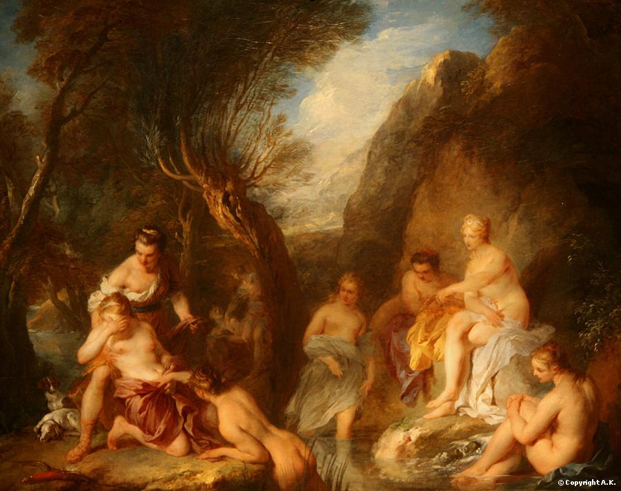 Artemis et Callisto