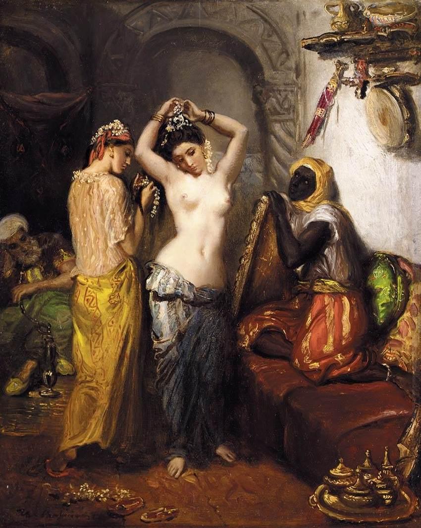L'Homosexualité dans le Monde Arabe Médiéval