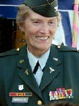 Lesbiennes dans l'armée