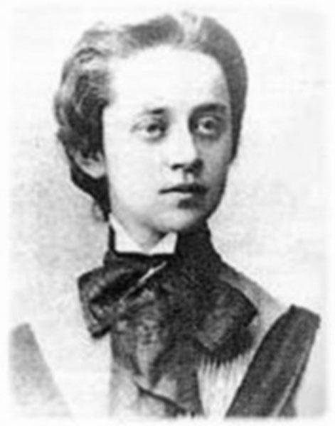 Sophia Yakovlena Parnok