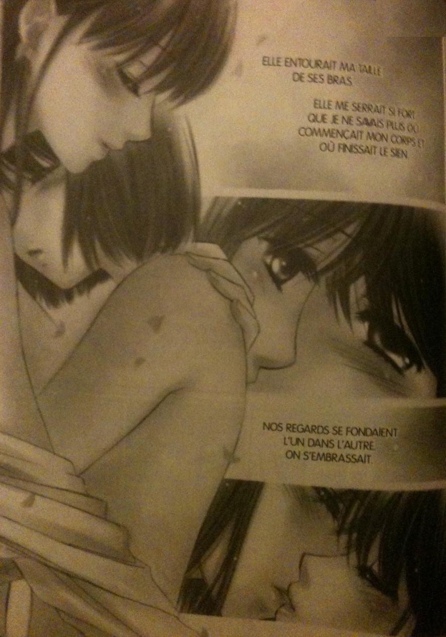 Secret Girlfriends - Milk Morinaga