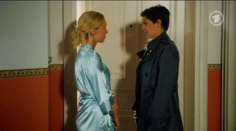 Verbotene Liebe - Marlene et Rebecca