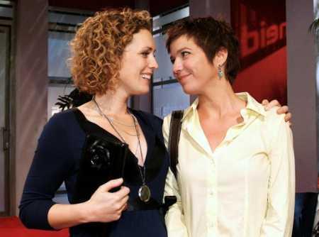 Verbotene Liebe - Carla et Susanne