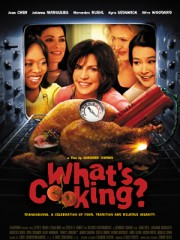 Affiche : What's Cooking