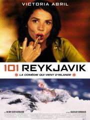 Affiche : 101 Reykjavik