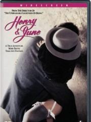 Affiche : Henry & June