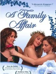 Affiche : A Family Affair