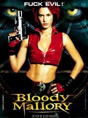 Affiche : Bloody Mallory