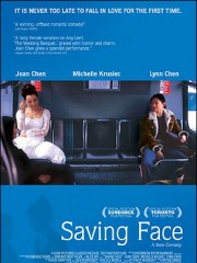 Affiche : Saving Face