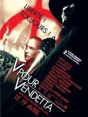 Affiche : V Pour Vendetta