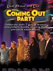 Affiche : Coming-Out Party