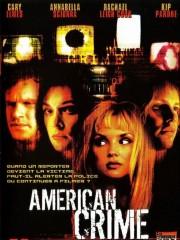 Affiche : American Crime