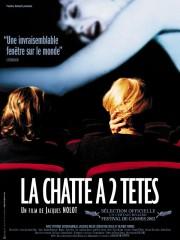 Affiche : La Chatte à Deux Têtes