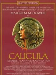 Affiche : Caligula