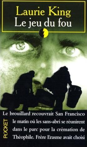 Couverture du livre : Le Jeu du Fou de Laurie King