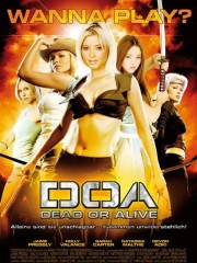 Affiche : DOA: Dead Or Alive