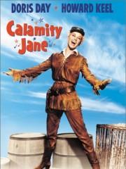 Affiche : Calamity Jane