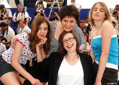 Naissance des Pieuvres : Interview de la réalisatrice et des actrices principales