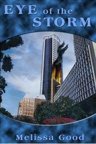 Couverture du livre : L'Oeil du Cyclone de Melissa Good