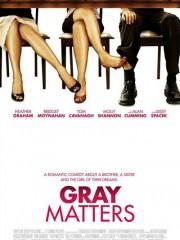 Affiche : Gray Matters