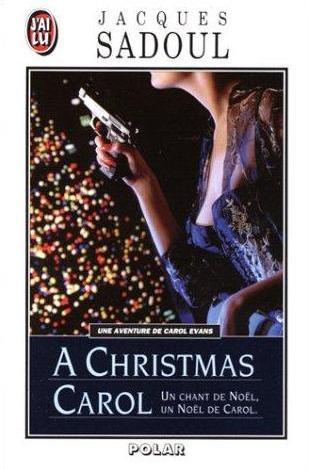 Couverture du livre : A Christmas Carol de Jacques Sadoul