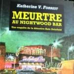 Meurtre au Nightwood Bar de Katherine V. Forrest