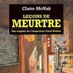 Leçon de Meutre de Claire McNab