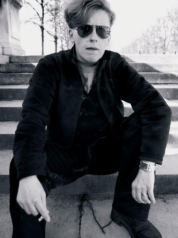 Eros Mélancolique : Interview de Anne F. Garreta