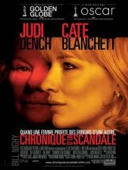 Affiche : Chronique d'Un Scandale
