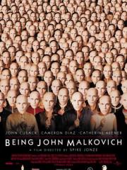 Affiche : Dans La Peau De John Malkovich
