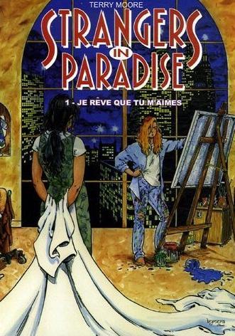 Stranger in Paradise - Je rêve que tu m'aimes de Terry Moore