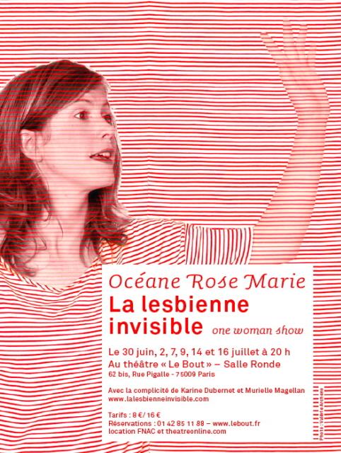 dvd de la lesbienne invisible