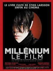 Affiche : Millenium – Les Hommes qui n'aimaient pas les Femmes