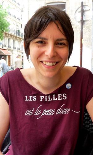 Les Filles ont la Peau Douce : Interview d'Axelle Stéphane pour le site Tetue.com