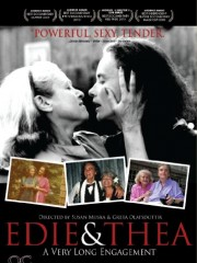 Affiche : Edie & Thea : A Very Long Engagement