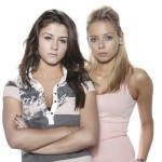 Brooke Vincent et Sacha Parkinson