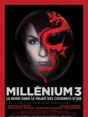Affiche : Millenium 3 – La reine dans le palais des courants d'air