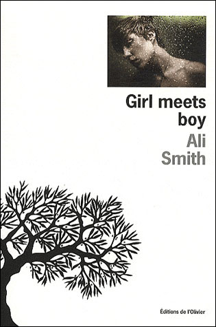 Couverture du livre : Girl Meets Boy d'Ali Smith