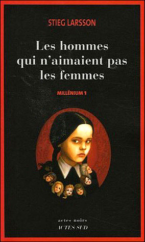 Couverture du livre : Millénium Tome 1 : Les hommes qui n'aimaient pas les femmes de Stieg Larsson