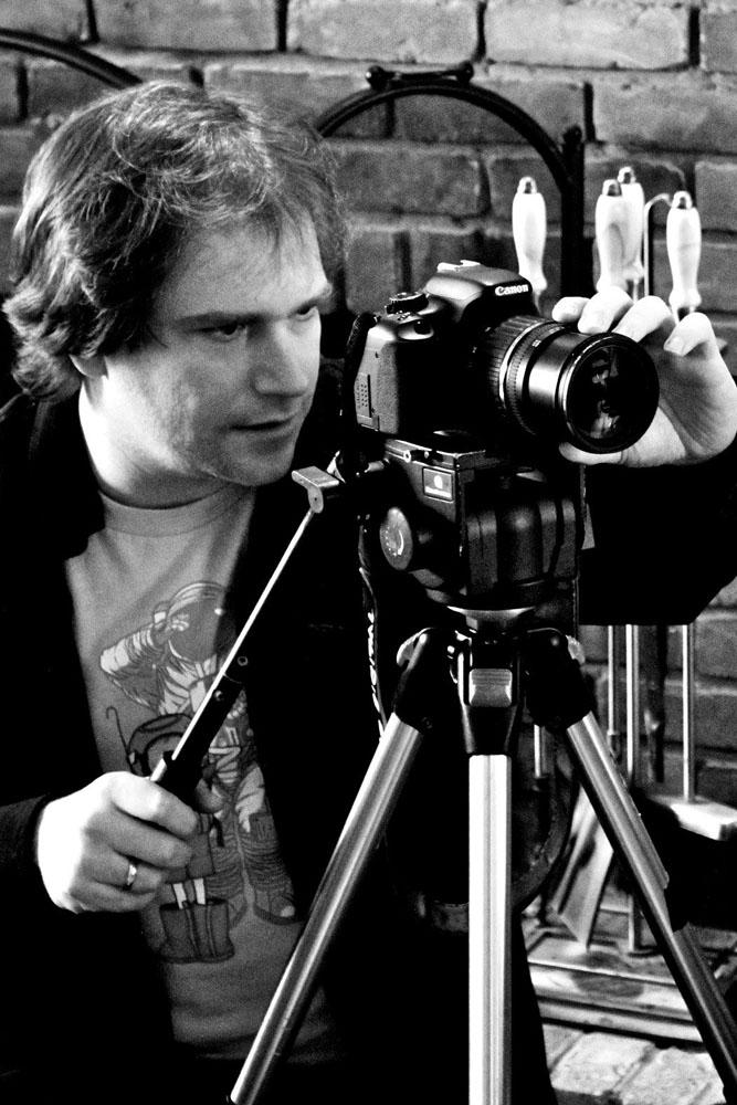 Interview du créateur de la Websérie Jason Leaver