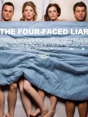 Affiche : La Menteuse aux Quatre Visages – The Four-Faced Liar