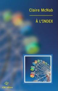 Couverture du livre : A l'index de Claire McNab
