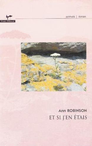 Couverture du livre : Et Si J'en Étais d'Ann Robinson